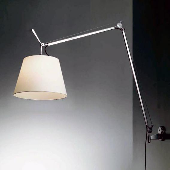 Artemide Tolomeo Mega wall light with Dimmer