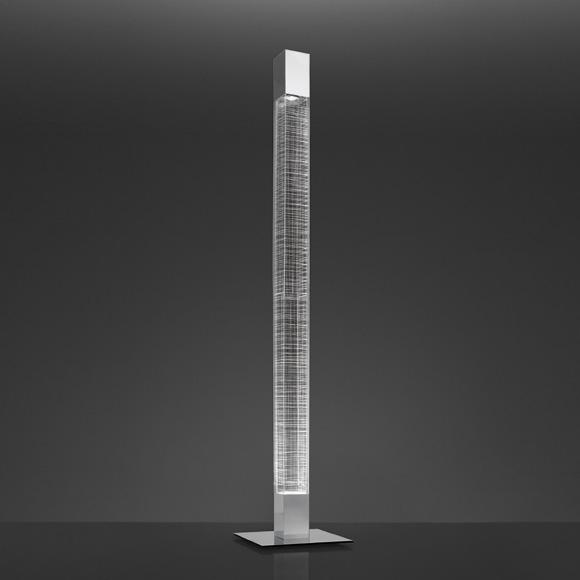 Artemide Mimesi LED floor lamp with dimmer