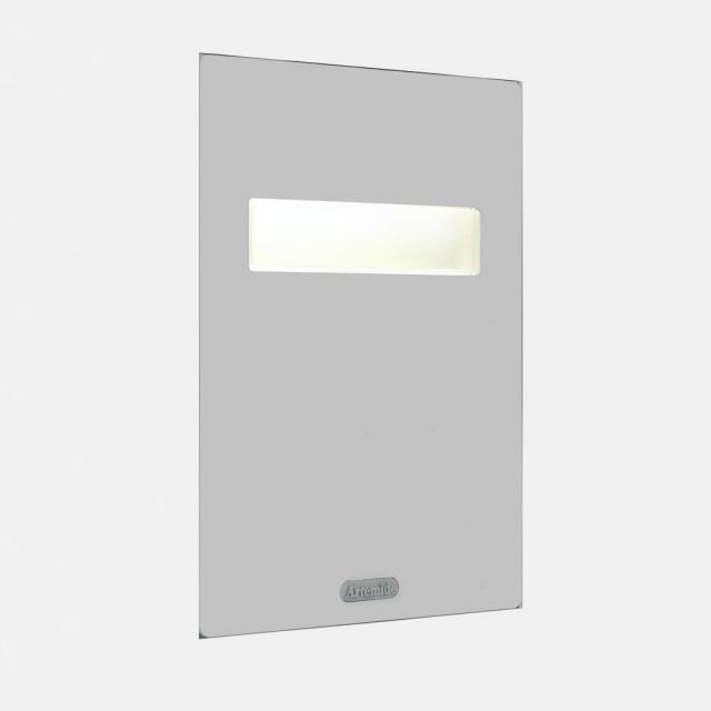 Artemide Nuda recessed wall light