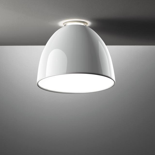 Artemide Nur Mini Gloss soffitto ceiling light