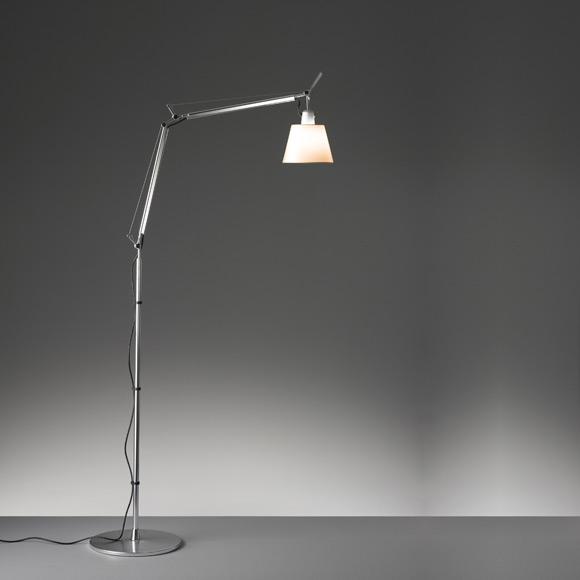 Artemide Tolomeo Basculante terra floor lamp