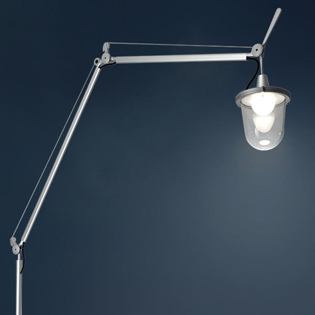 Artemide Tolomeo Lampione Outdoor terra LED floor light