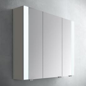 Artiqua 400 LED mirror cabinet front mirrored / corpus matt quartz grey