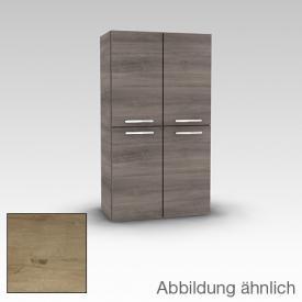 Artiqua 400 medium unit with 4 doors front riviera oak / corpus riviera oak
