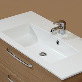 Artiqua 822 mineral marble washbasin W: 107 D: 50 cm