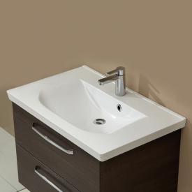 Artiqua 822 mineral marble washbasin W: 80 D: 51 cm