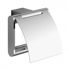Avenarius Series 390 toilet roll holder with cover