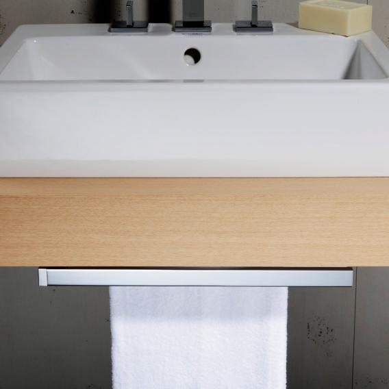 Avenarius double towel bar for under the basin