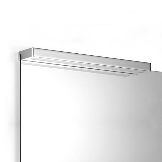 Avenarius LED mirror clip-on light, square