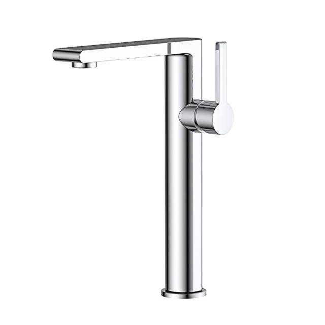 Avenarius Line 230 single lever basin mixer with raised pillar chrome