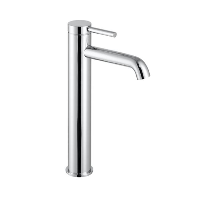 Avenarius Linie 280 single lever basin mixer, height 292 mm with push-open waste set