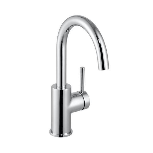 Avenarius Linie 280 single lever basin mixer with push-open waste set