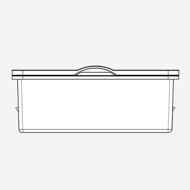 Avenarius replacement container