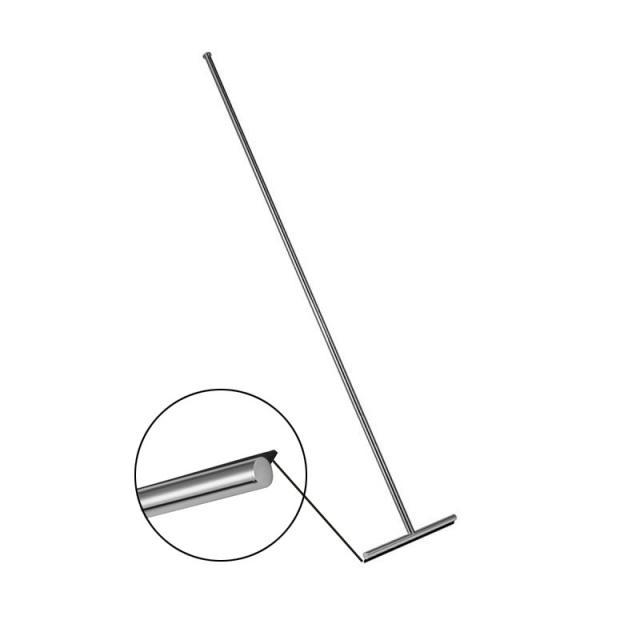 Avenarius replacement rubber blade for floor squeegee