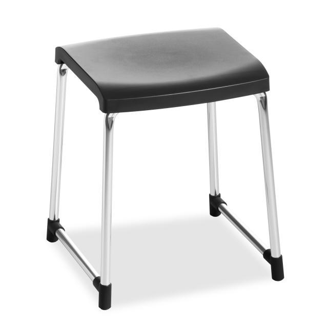 Avenarius Universal bathroom stool black
