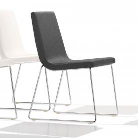 Andreu World Lineal Comfort chair, fabric