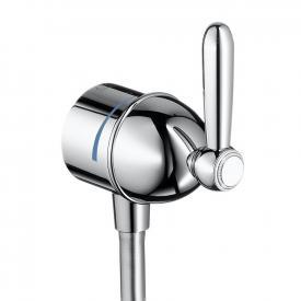 AXOR Carlton Fixfit stop shut off valve chrome