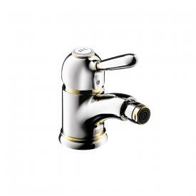 AXOR Carlton single lever bidet mixer chrome/gold look
