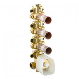 AXOR concealed installation unit for thermostatic module