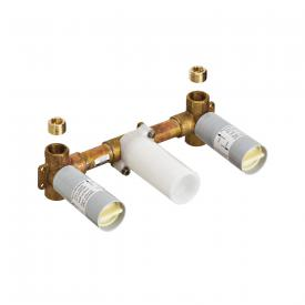 AXOR concealed part for 3-hole basin mixer