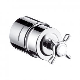 """AXOR Montreux Fixfit Stop shut-off valve 1/2"""" chrome"""