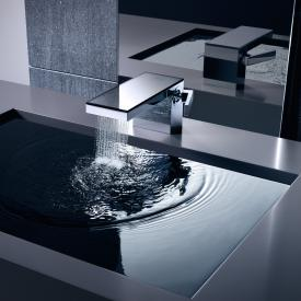AXOR MyEdition basin mixer 70 with pop-up waste set chrome/mirrored