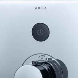 AXOR ShowerSelect symbol push button