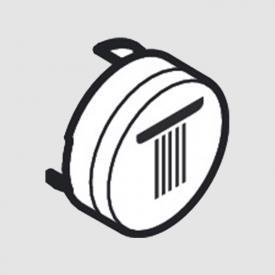 AXOR ShowerSelect symbol push button