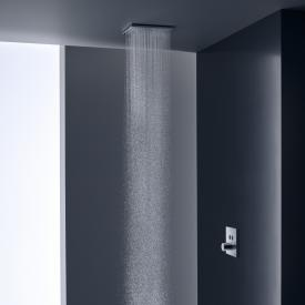 AXOR ShowerSolutions 2jet ceiling-mounted overhead shower chrome