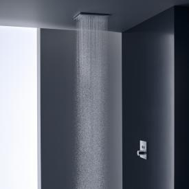 AXOR ShowerSolutions 1jet overhead shower for ceiling installation
