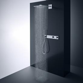 AXOR ShowerSolutions 1jet overhead shower with shower arm