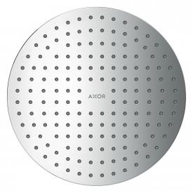 AXOR ShowerSolutions 2jet overhead shower for ceiling installation