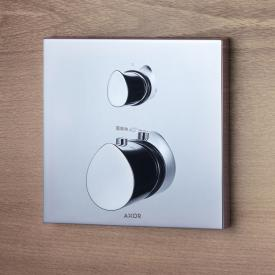 AXOR Starck Organic concealed thermostat with shut-off and diverter valve