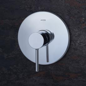 AXOR Starck single lever shower mixer, concealed installation