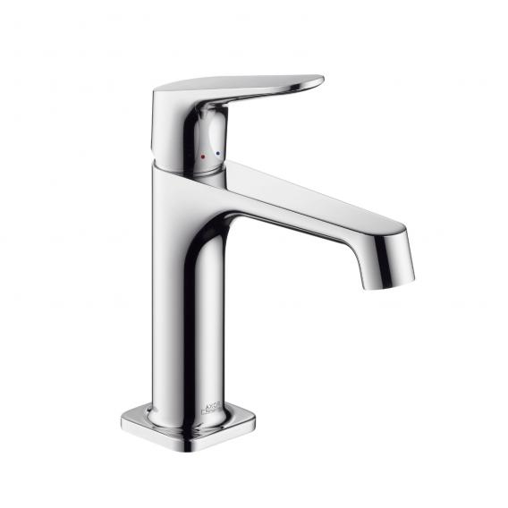 AXOR Citterio M single lever basin mixer 100 with pop-up waste set