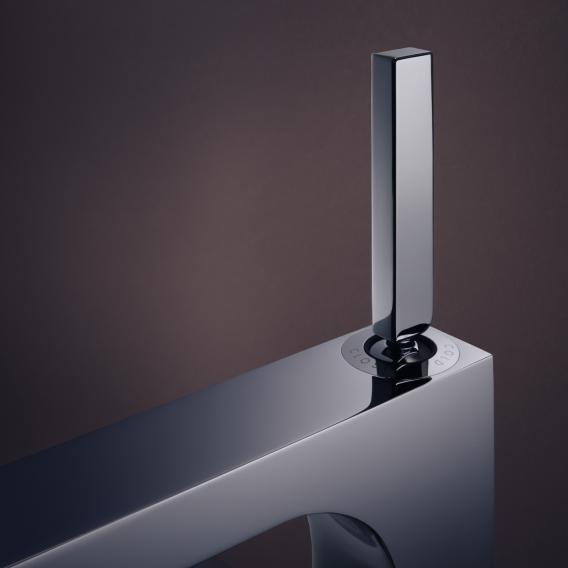 AXOR Citterio single lever basin mixer 160 with non-closing waste valve