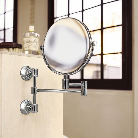 AXOR Montreux beauty mirror chrome