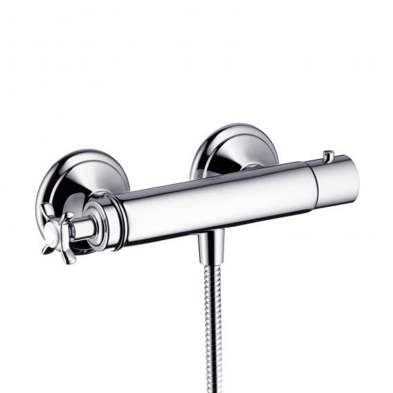 Plumb Sure Chrome Thermostatic Shower Mixer