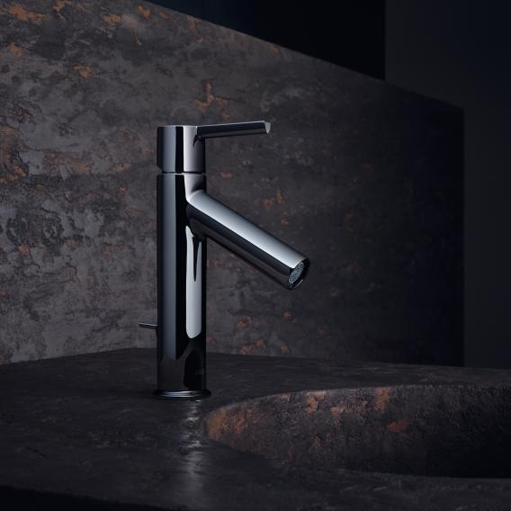 AXOR Starck single lever basin mixer 100 CoolStart with lever handle