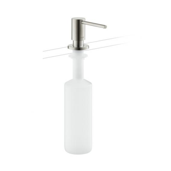 AXOR Universal washing-up liquid dispenser stainless steel