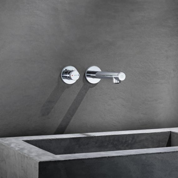 AXOR Uno Select wall-mounted basin mixer projection: 225 mm, chrome