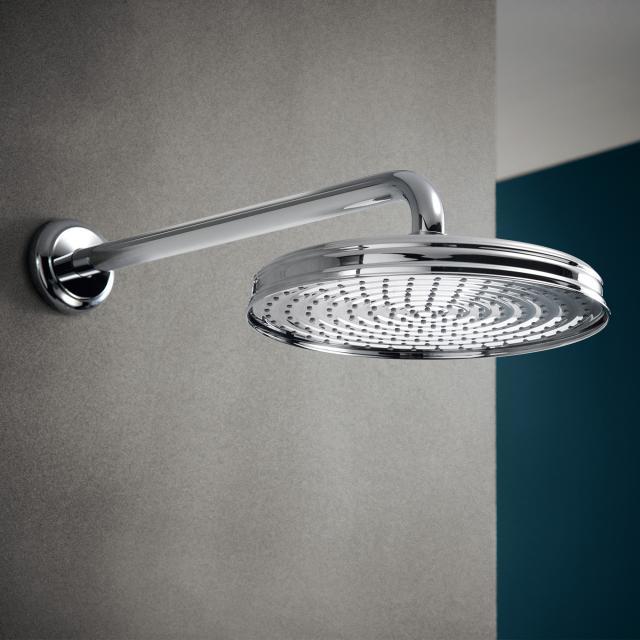 AXOR Carlton overhead shower chrome