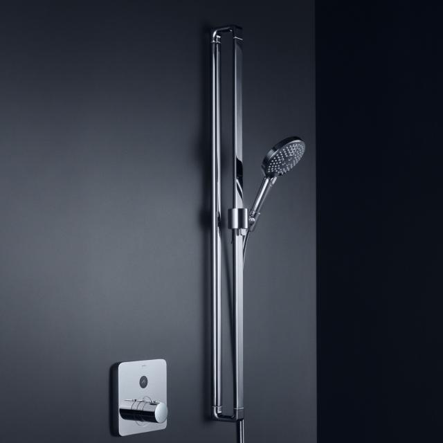 AXOR Citterio E shower set with Raindance Select S 120 3jet hand shower