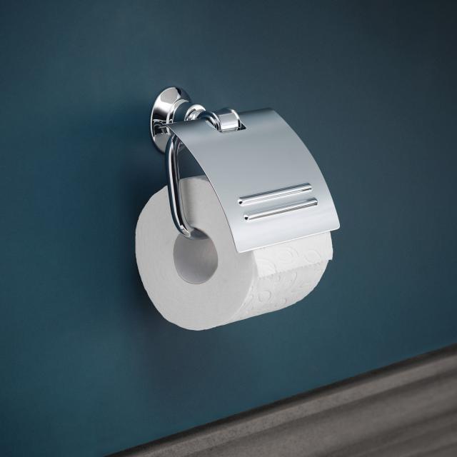AXOR Montreux toilet roll holder chrome