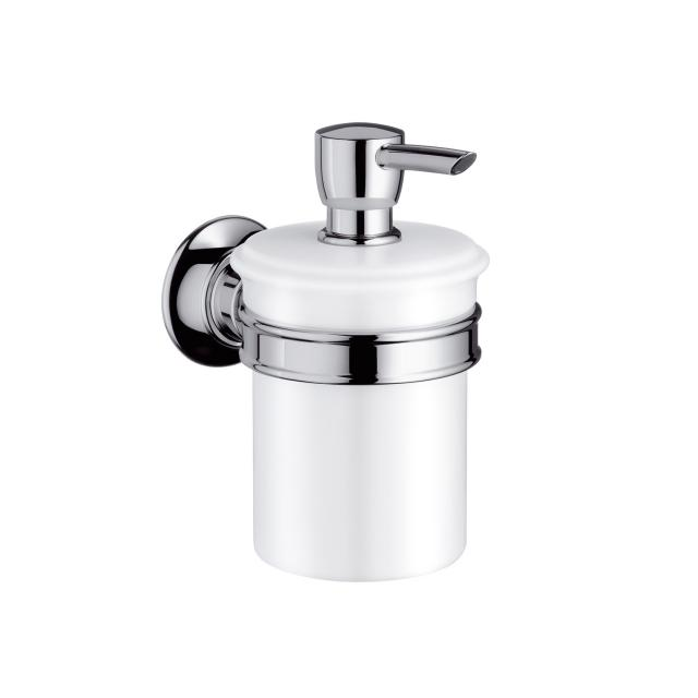 AXOR Montreux lotion dispenser set chrome