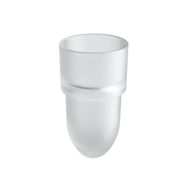 AXOR replacement crystal glass bowl for toilet brush set