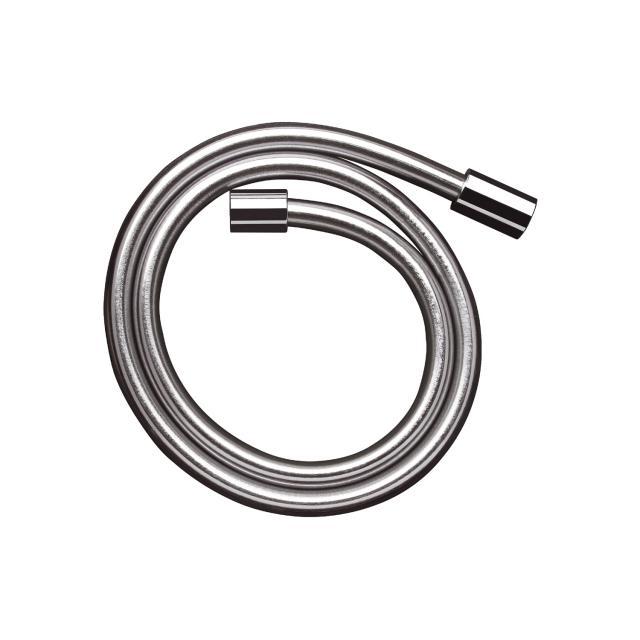 AXOR Starck metal effect shower hose chrome, 1.25 m