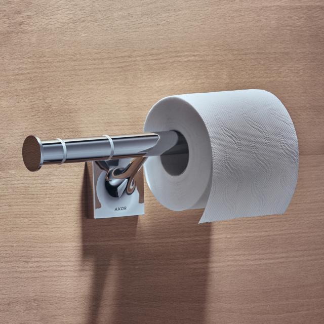 AXOR Starck Organic toilet roll holder