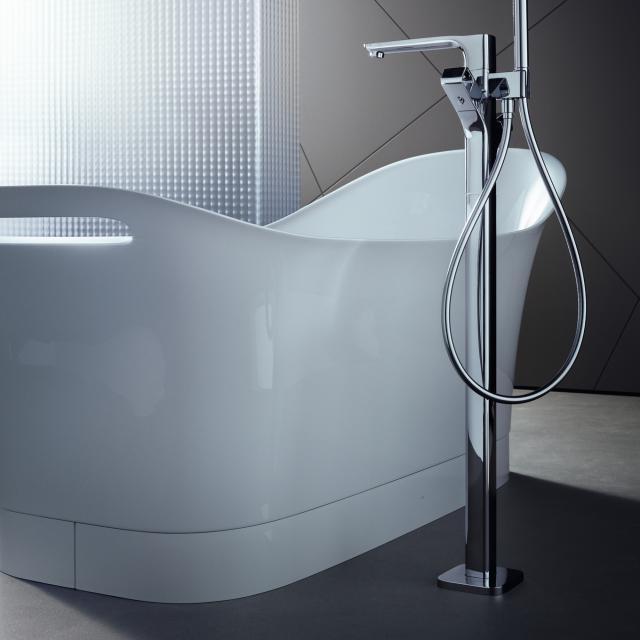 AXOR Urquiola freestanding oval bath