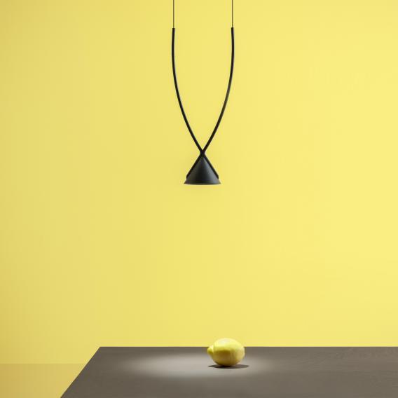 Axolight Jewel LED pendant light, 1 head
